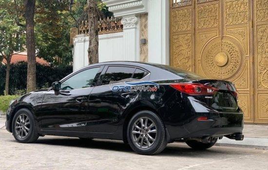 Mazda3 sedan 1.5 AT sx 2015