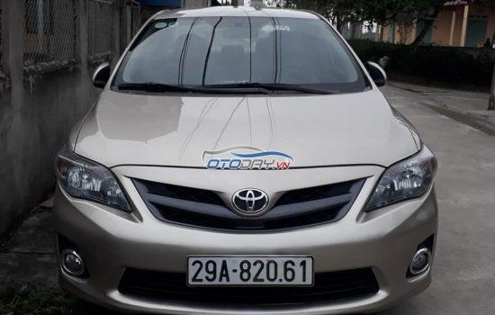 Bán Corolla Altis bản 2.0V sx 2013