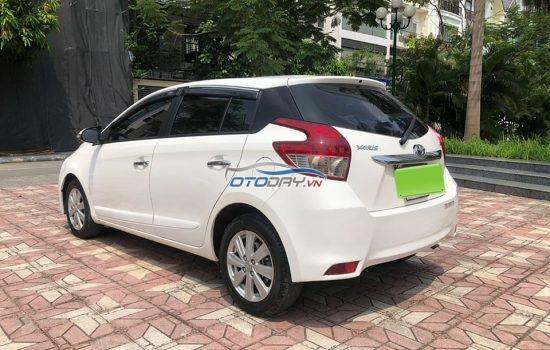 Toyota Yaris G 2017 nhập khẩu