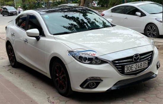 Mazda3 sedan 1.5AT sx 10/2016
