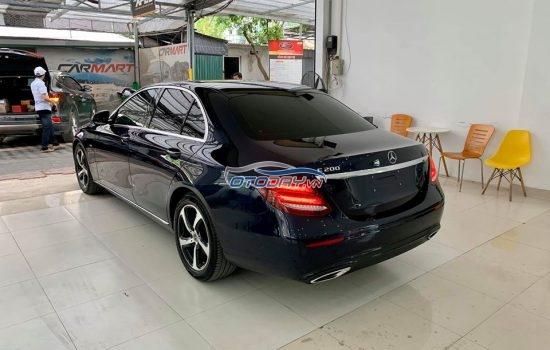 E200_Sport sx 2019, xanh cavansite