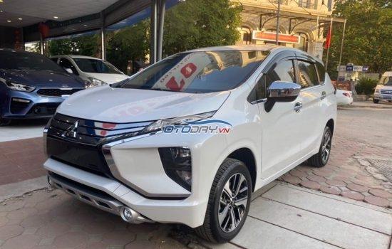 Mitsubishi_Xpander 1.5AT 2019 – Màu trắng
