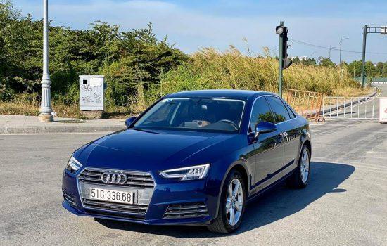 Audi A4 model 2013