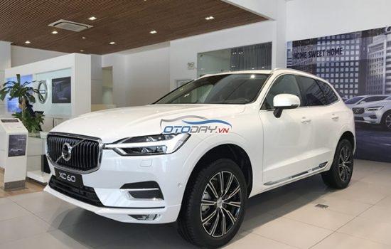 Bảng giá xe ô tô Volvo mới nhất 8/2020