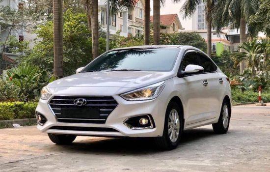 Hyundai Accent đặc biệt 2019