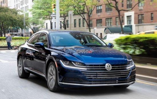 Bảng giá xe ô tô Volkswagen mới nhất 8/2020