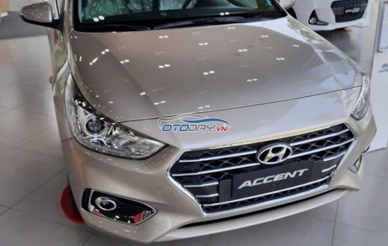 Hyundai Accent 2020 giá tốt tại tiền giang