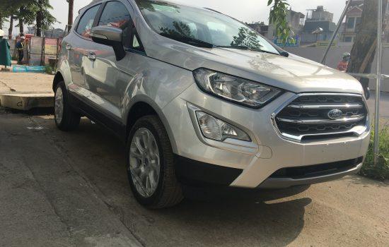 Đại lý ô tô Ford bán Ecosport Titanium 1.5L 4×2 AT Màu Bạc, Hỗ trợ trả góp 80%