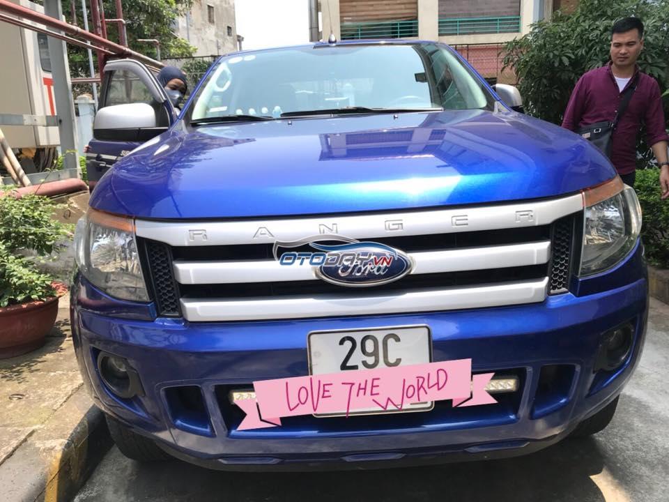 Ford Ranger XLS 2.2 AT sx 2014 một chủ