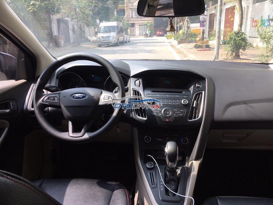 Bán xe Ford Focus bản 2017, xe đẹp, zin nguyên, biển Hà Nội