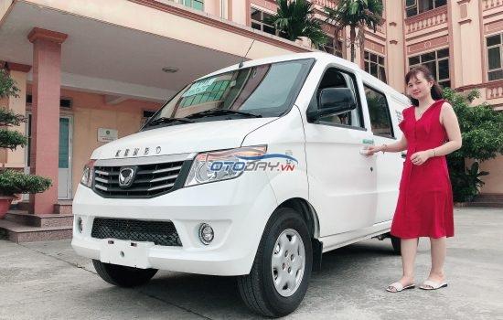 Ô Tô Thăng Long cần bán XE TẢI VAN KENBO 5 CHỖ NĂM 2020