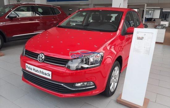Volkswagen Polo Hatchback nhập khẩu, tặng quà khủng kèm hỗ trợ trả góp 0%