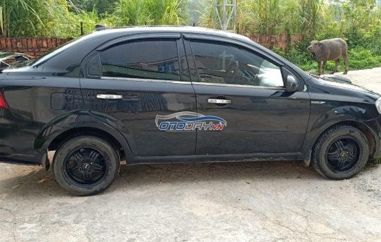 Cần bán xe Daewoo Gentra đời 2009 số sàn