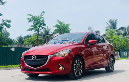Mazda 2 hatchback 2017