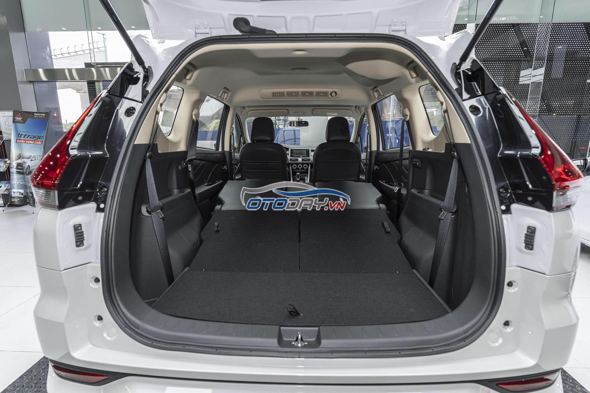 Xpander AT 2020 Nhiều Cải Tiến, Giá Không Đổi, Ưu Đãi Lớn Và Nhiều Quà Tặng