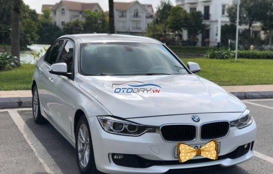 BMW bản màu trắng ✔️Sx 2014