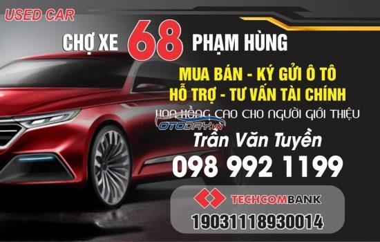 Chợ Xe 68 Phạm Hùng