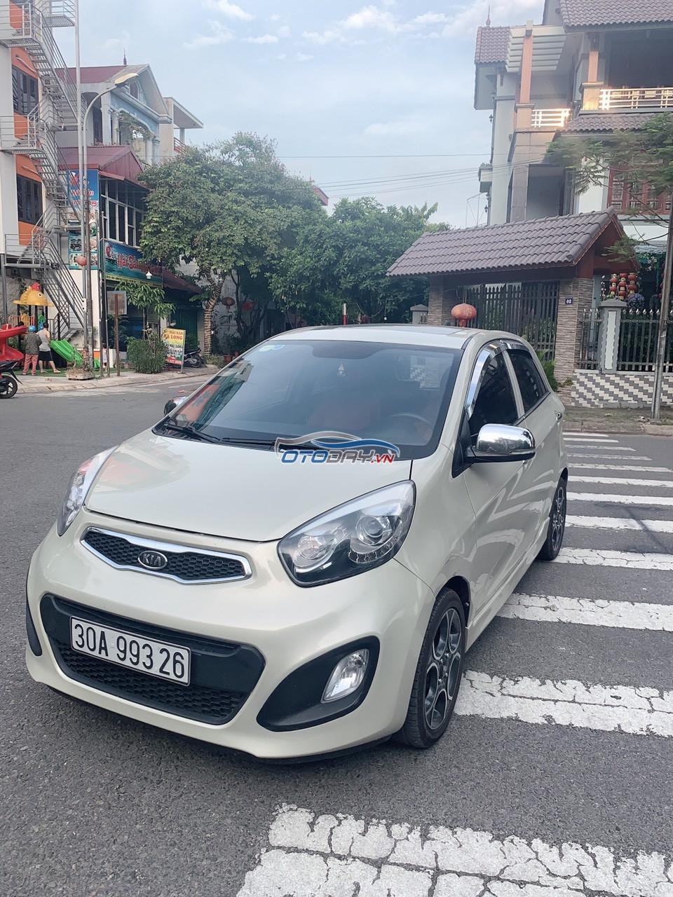Cần bán nhanh Kia morning nhập khẩu nguyên chiếc Hàn Quốc