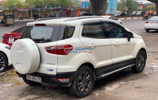 Ford Ecosport sx 2015 titanium full