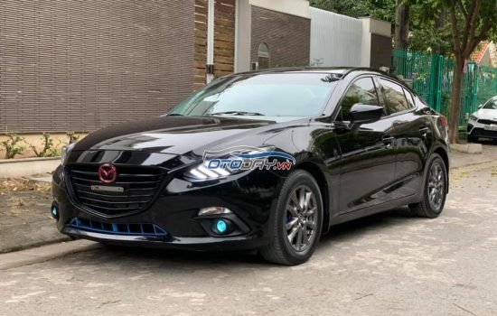 Mazda 3 2017 1 chủ biển Hà Nội