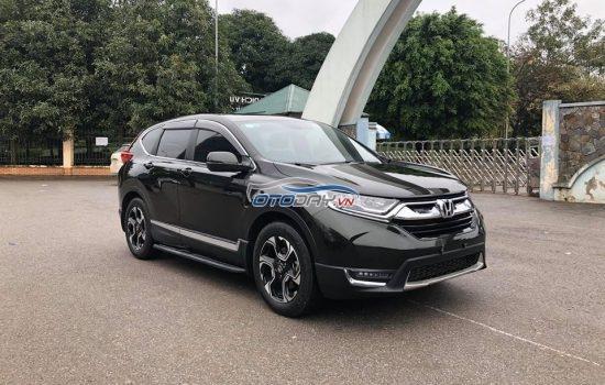 Honda CRV 2.4 bản Full Việt Nam