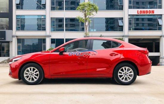 Mazda 3 2018 đỏ