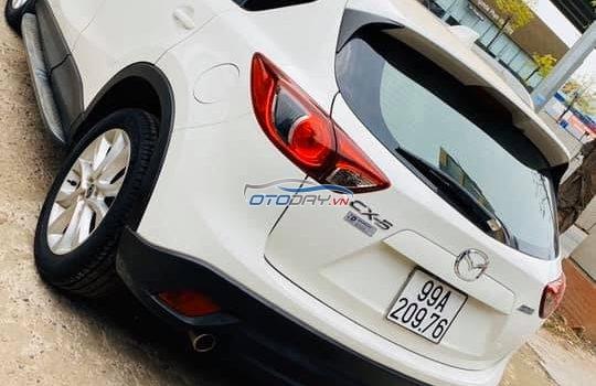 Mazda  CX-5 2.5 sx 2018 đklđ t7/2019