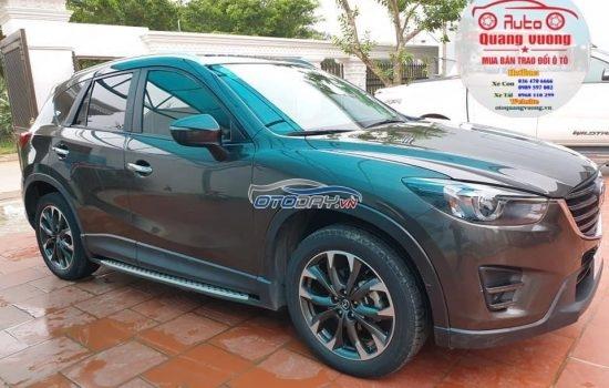 Bán Mazda Cx5 sx 2018 bản 2.5