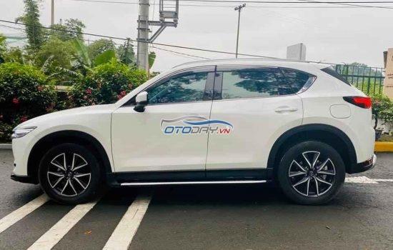 Bán xe Mazda cx5 bản 2.5 bản full sx 2018