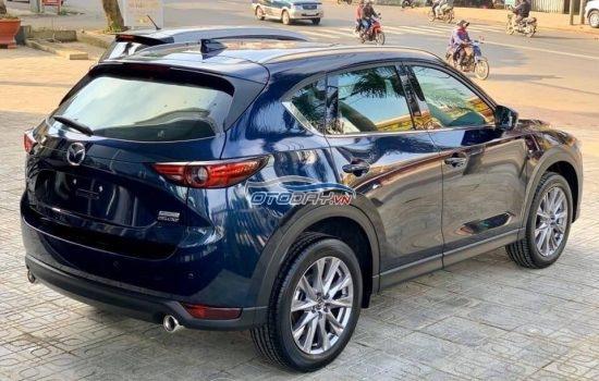 Mazda CX5 2.0at sx 2018