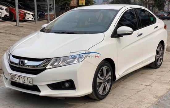 Honda City 1.5AT sx 2017