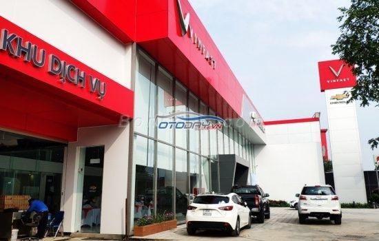 Vinfast Đại Việt _ Showroom 3S đầu tiên duy nhất trực thuộc Vingroup
