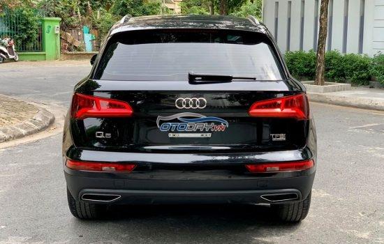Audi Q5 đen nâu 2017 cực chất