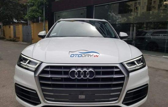 Audi Q5 2.0TFSI sx cuối 2017