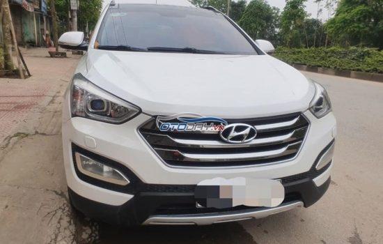 Hyundai Santafe 2.2 AT CRDI sản xuất 2019