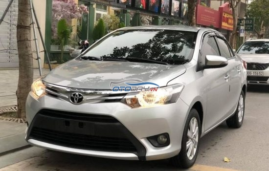 Bán xe Toyota vios 2014