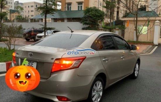 Bán xe Toyota vios E 2013