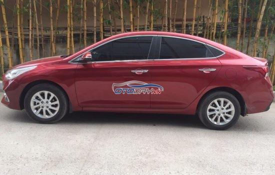 Hyundai Accent 1.4AT bản ĐẶC BIỆT
