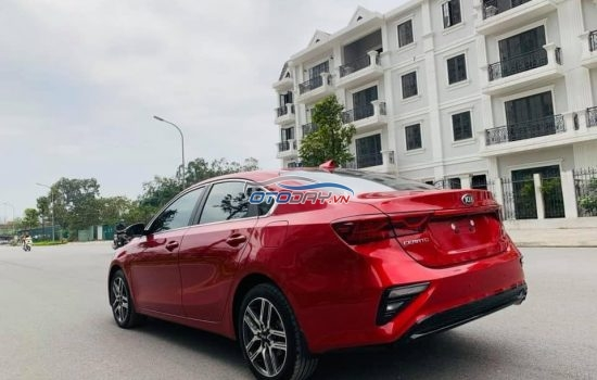 Kia Cerato deluxe AT sx 2019