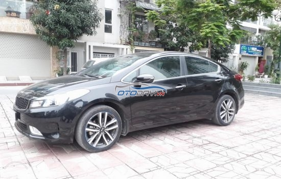 Kia cerato 1.6 AT luxury 2019 siêu lướt
