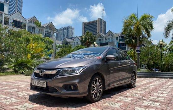 Honda city 2018 1.5AT bản Top