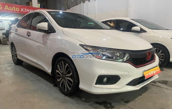 Honda City 2019 CVT