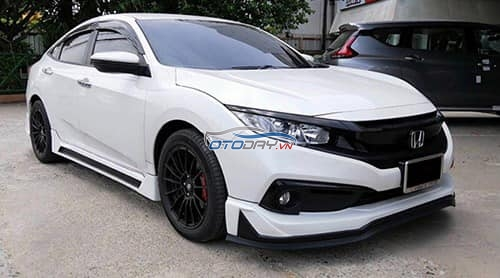 Honda Civic 1.8G sản xuất 2019.