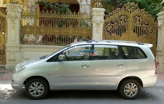 Cần bán xe Innova 2006 đăng ký 2007 bản G xịn