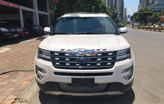 Ford Explorer Limited 2.3L EcoBoost 💧 Sản xuất 2017