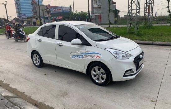 Huydai i10 sedan 2016 đăng ký 17 bản 1.2 MT