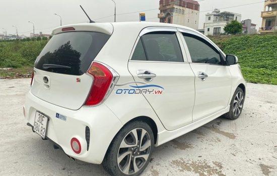 Kia morning nhập khẩu nguyên chiếc 2011 bản full