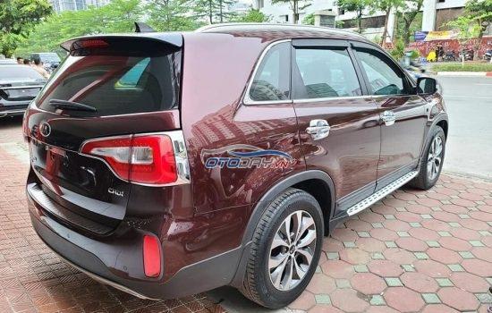 Kia Sorento 2.2 CRDi 2018 .Máy dầu