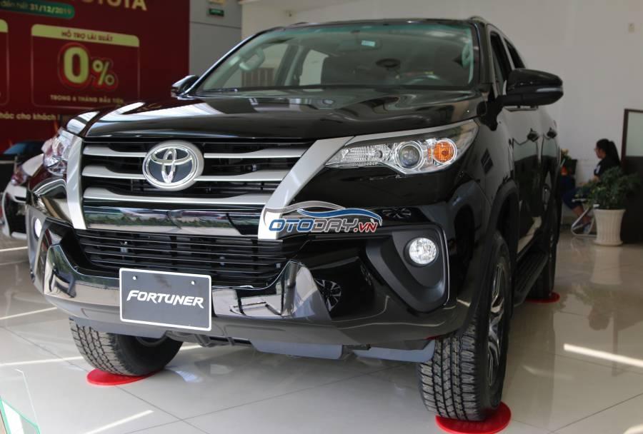 Toyota Fortuner 2020 giảm giá sốc, nhận xe chỉ với 250tr