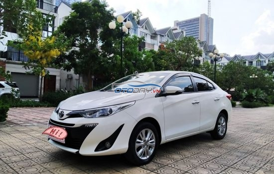 Toyota Vios 1.5G 2019.